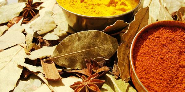 Priser på karry og andre krydderier