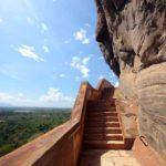 Gåtur på den mægtige Sigiriya