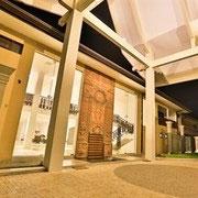 Luksus hotellet hedder Rajarata