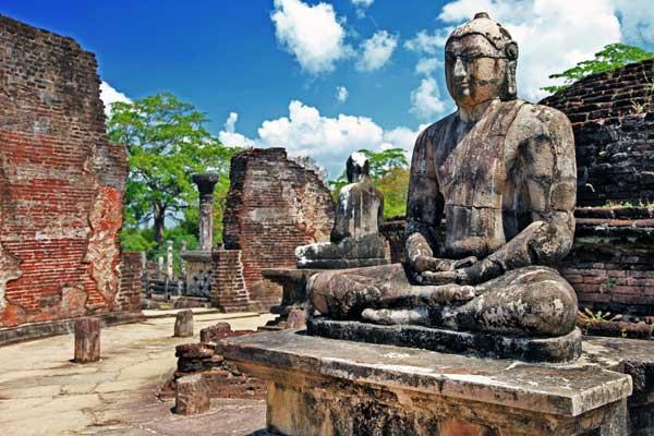 Polonnaruwa byder på unik historie og kultur