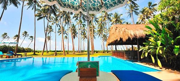 Hotel på Sri Lanka