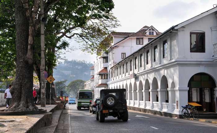 Endnu et billede af Kandy by