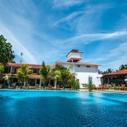 Billig hotel island
