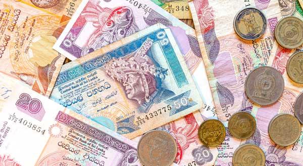 Valuta på Sri Lanka hedder Rupees
